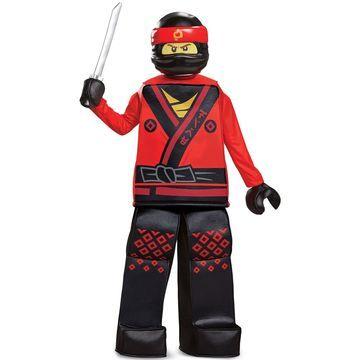 Disguise Kai Movie Prestige Child Costume-Medium (7-8)