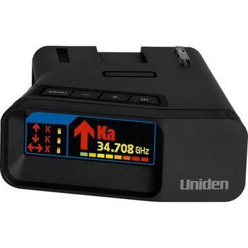 Uniden R7 Extreme Long Range Radar Detector with GPs & Threat Detection