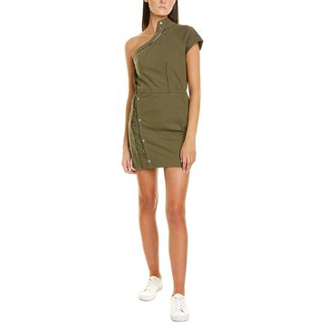 Rta Military Mini Dress
