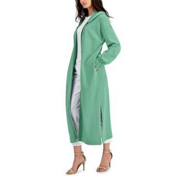 Inc International Concepts Duster-Length Hoodie, Created for Macy's