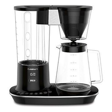 Cuisinart DCC-4000 Coffee Maker, Black