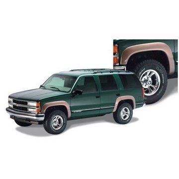 Bushwacker 97-99 Chevy Tahoe OE Style Flares 4pc 4-Door Only - Black