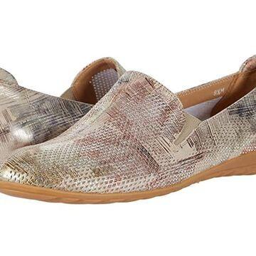 Sesto Meucci Brilla (Multi Manila Metallic) Women's Shoes