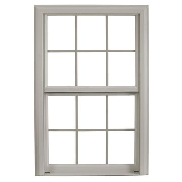 ReliaBilt 3900 Vinyl Replacement Clay Exterior Double Hung Window (Rough Opening: 32-in x 73.75-in; Actual: 31.75-in x 73.5-in)