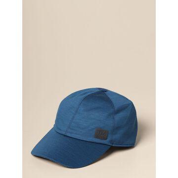 Z Zegna baseball cap in tech Merino wool