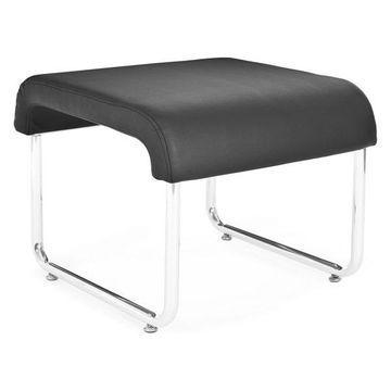OFM Uno Backless Seat, Black