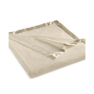 Martha Stewart Collection Soft Fleece King Blanket