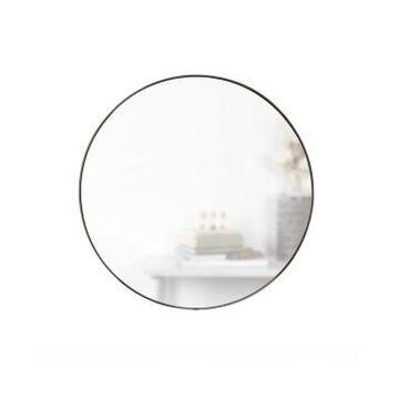 "Umbra Hubba 34"" Round Mirror"