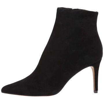 Steven by Steve Madden Womens Logic Suede Pointed Toe Ankle Fashion Boots
