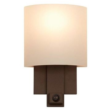 Espille 1-Light Wall Sconce, Bronze