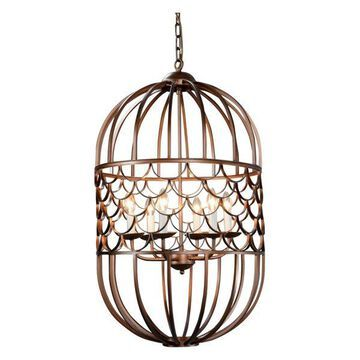 Legion Furniture Chandi Chandelier