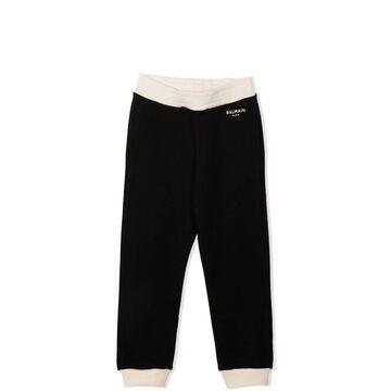 Balmain Sports Trousers With Print