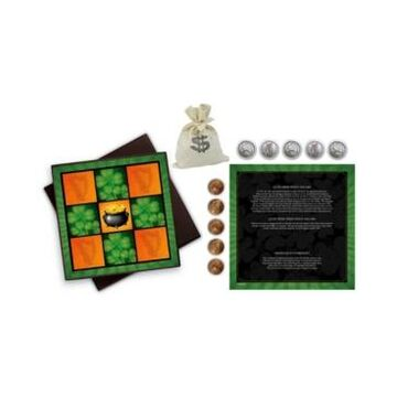American Coin Treasures Irish Tic Tac Toe Coin Box Set