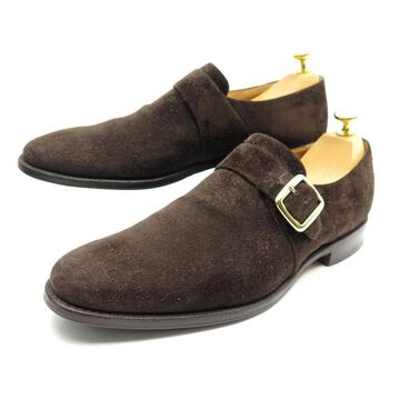 Church's Brown Suede Flats