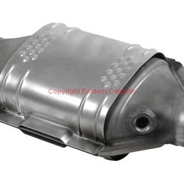 2006 Dodge Durango Eastern Catalytic Universal Catalytic Converters (50-State Legal), Passenger Side Center Unit