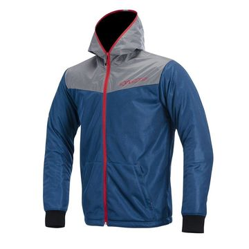 Alpinestars Runner Air Jacket - Blue/Red - X-Large