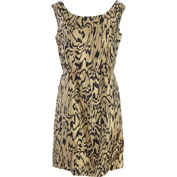 Temperley London \N Brown Silk Dresses