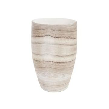 Howard Elliott Desert Sands Tapered Ceramic Vase, Medium
