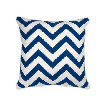 IMAX Home Essentials Marine Blue Pillow