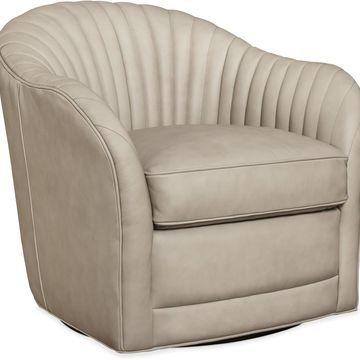 Hooker Furniture Living Room Nereid Swivel Chair