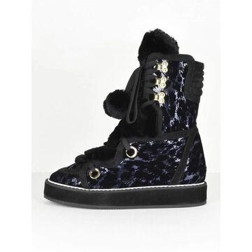 Nicholas Kirkwood Multicolour Cloth Boots