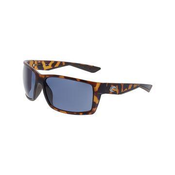 Costa Del Mar Polarized Reefton RFT66OGP Brown Rectangle Sunglasses