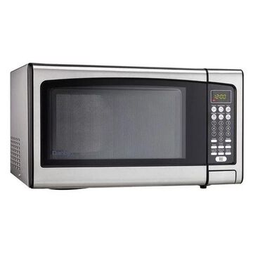 Danby 1.1cu.ft. Microwave, Stainless Steel