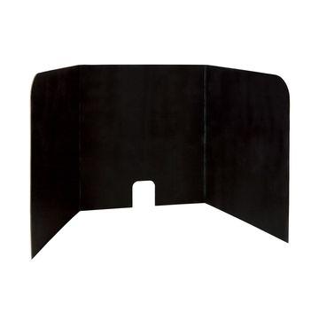 Pacon 4 pk Computer Lab Privacy Boards-Black