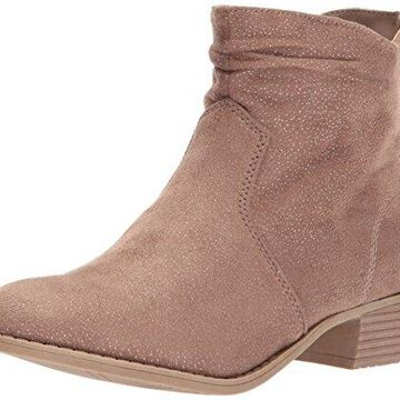Not Rated Women's Yamila Slouch Boot, Taupe, 6 M US