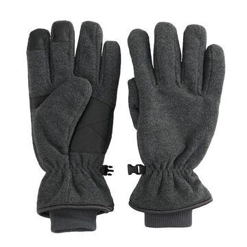 Men's Tek Gear Microfleece Tech Touch Cuffed Gloves