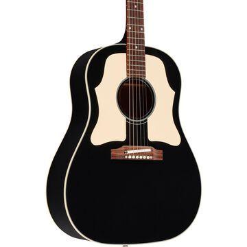 1960's J-45 Red Spruce Acoustic Guitar Ebony