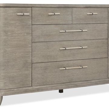 Hooker Furniture Affinity Greiger Oak Server