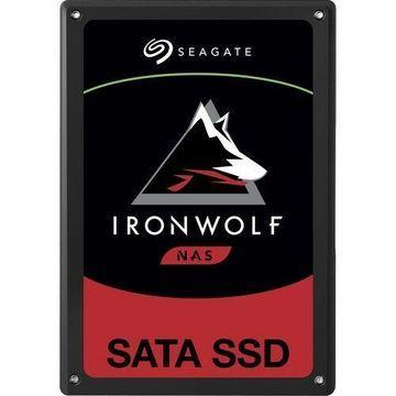 Seagate IronWolf 110 ZA960NM10011 960 GB Solid State Drive - 2.5 Internal - SAT