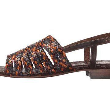 Sesto Meucci Womens Geppy Open Toe Casual Slingback Sandals