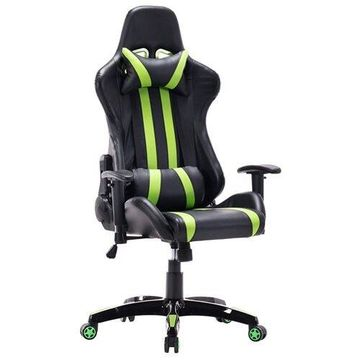 Costway High Back Executive Racing Style Reclining Office/Gaming Chair