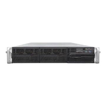 IntelServer Chassis R2000WTXXX - Rack-mountable - 2U - no power supply - USB/VGA(R2000WTXXX)
