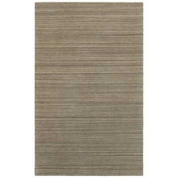 Style Haven Hand-tufted Distressed Brown Stripe Wool Area Rug (10' x 13') - 10' x 13'