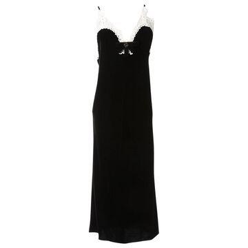 The Kooples \N Black Velvet Dresses
