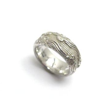 David Yurman Silver Silver Ring
