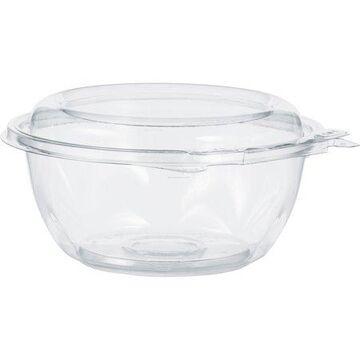 Dart, DCCCTR12BD, SafeSeal Bowls, 240 / Carton, Clear