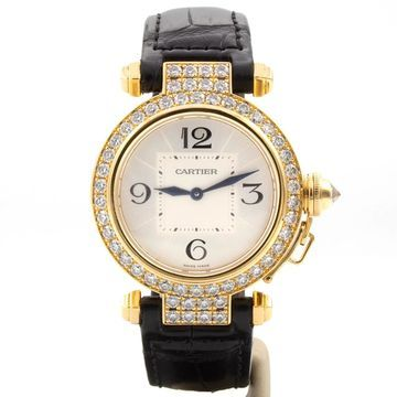 Cartier Pasha Gold Yellow gold Watches