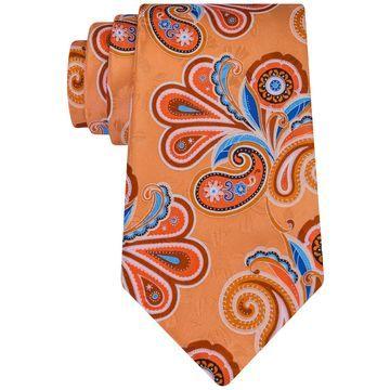 Geoffrey Beene Mens Botanical Necktie