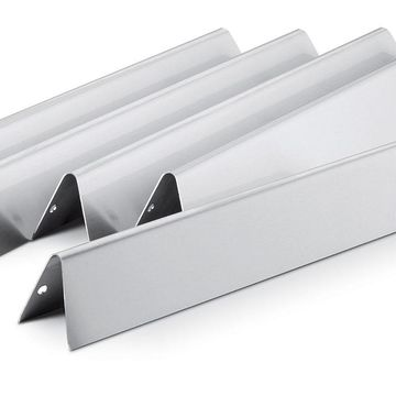 Weber Gas Grill Stainless Steel Flavorizer Bar Set