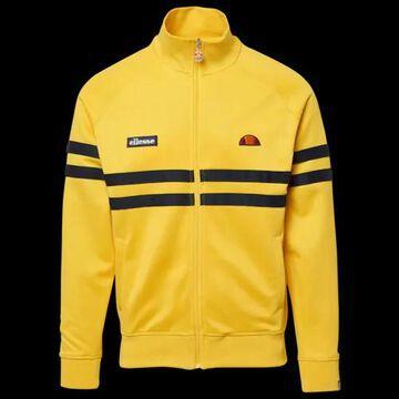 Ellesse Rimini Track Jacket - Light Yellow