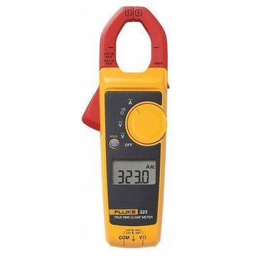 Digital Clamp Meter,TRMS,400A,600V