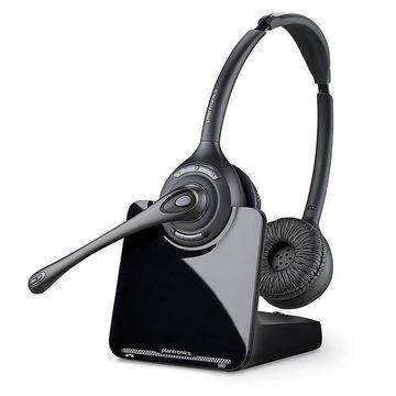 Plantronics CS520 Wireless Office Phone Headset