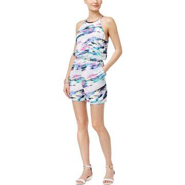 Thalia Sodi Womens Maya Romper Jumpsuit