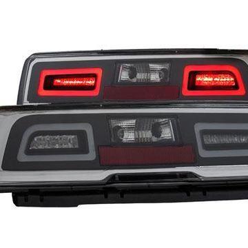 Anzo USA LED Tail Lights in Smoke, LED Tail Lights - 321321