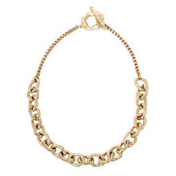 Robert Lee Morris Soho Women's Organic Link Necklace