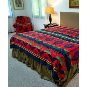 Homespun Blanket, Twin